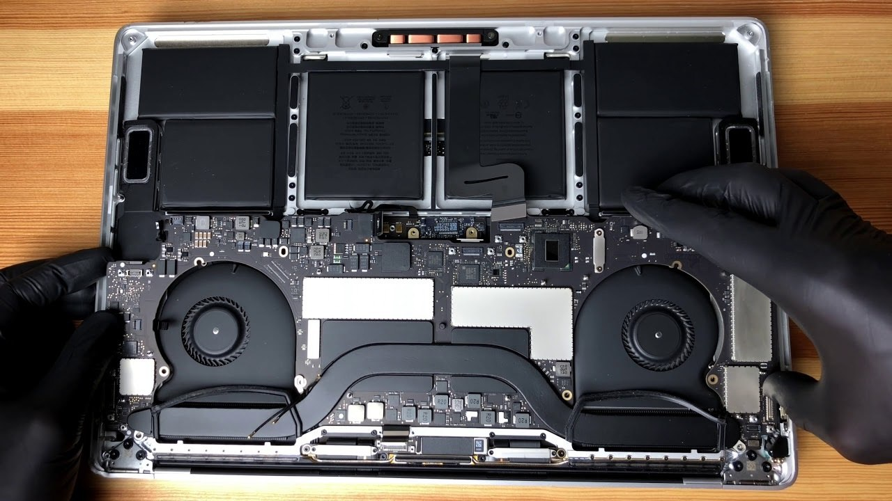 Macbook Upgrades